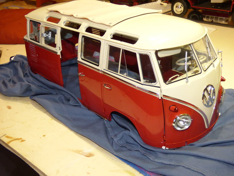 VW T1 Samba 1:8 Sammelbausatz DeAgostini ge. von rmo554 - Seite 2 37434678rx