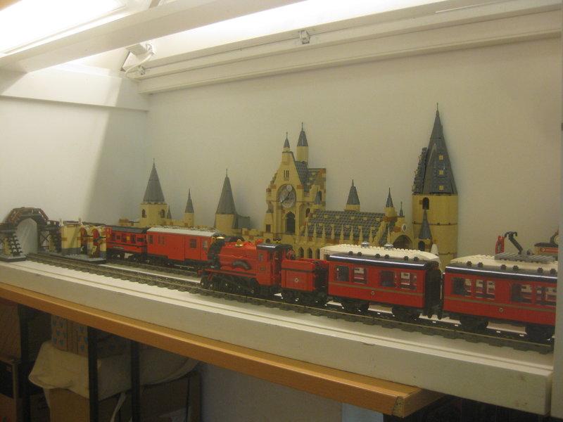 LEGO-Eisenbahn 37445227zu