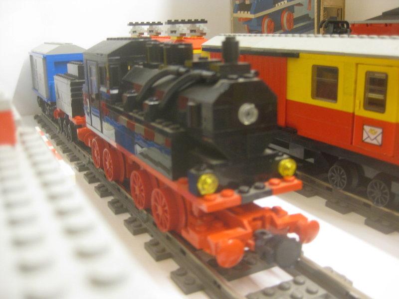 LEGO-Eisenbahn 37445233qe