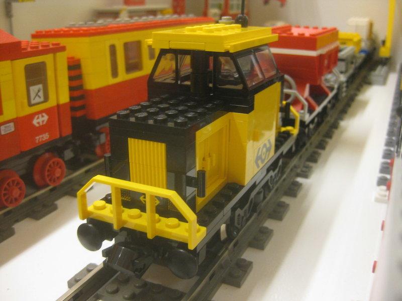 LEGO-Eisenbahn 37445235yk