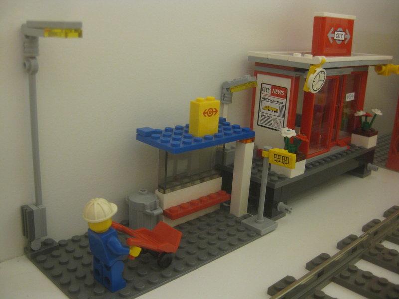 LEGO-Eisenbahn 37445254yh