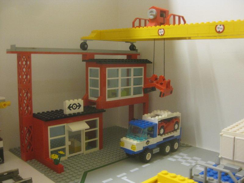 LEGO-Eisenbahn 37445260mi