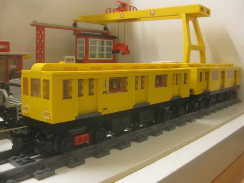 LEGO-Eisenbahn 37445263zk