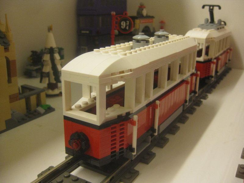 LEGO-Eisenbahn 37445272po