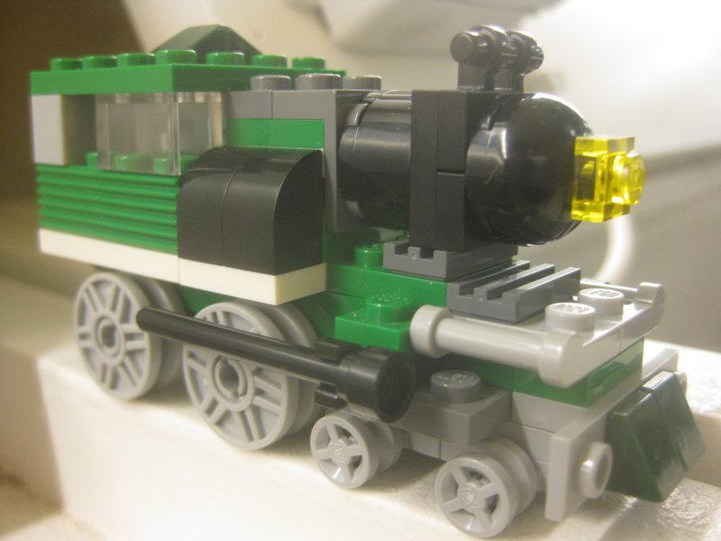 LEGO-Eisenbahn 37445294yl