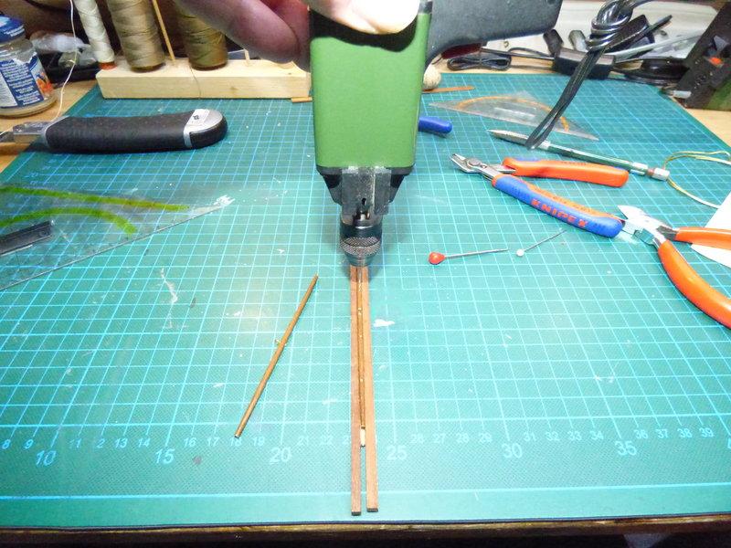 Meine Cutty Sark von delPrado wird gebaut - Seite 7 37466055wg