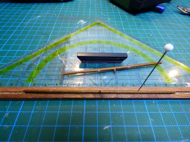 Meine Cutty Sark von delPrado wird gebaut - Seite 7 37466057gf