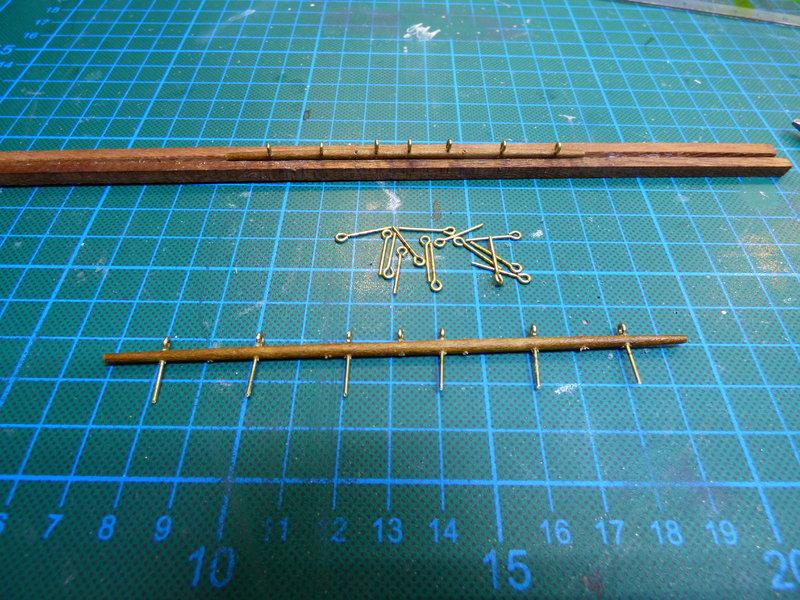 Meine Cutty Sark von delPrado wird gebaut - Seite 7 37466066ou
