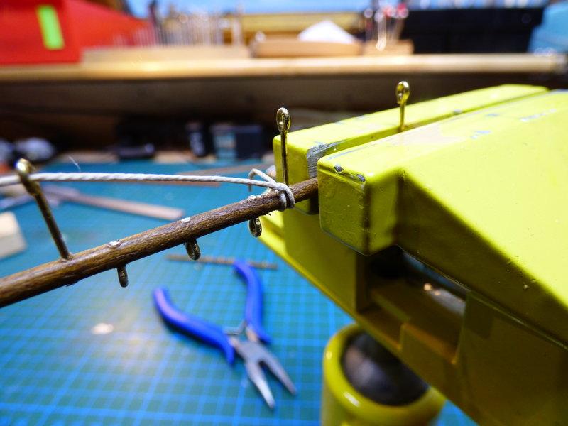 Meine Cutty Sark von delPrado wird gebaut - Seite 7 37466071pm