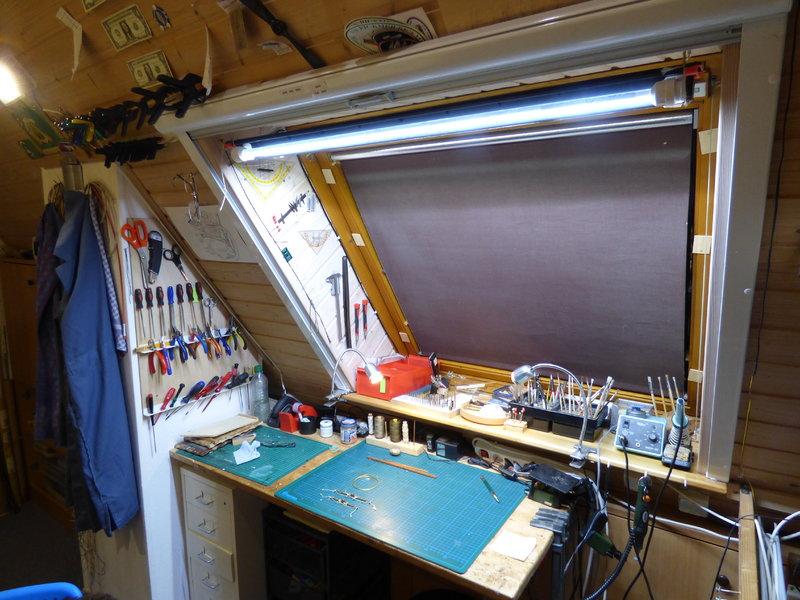Meine Cutty Sark von delPrado wird gebaut - Seite 7 37466093sp