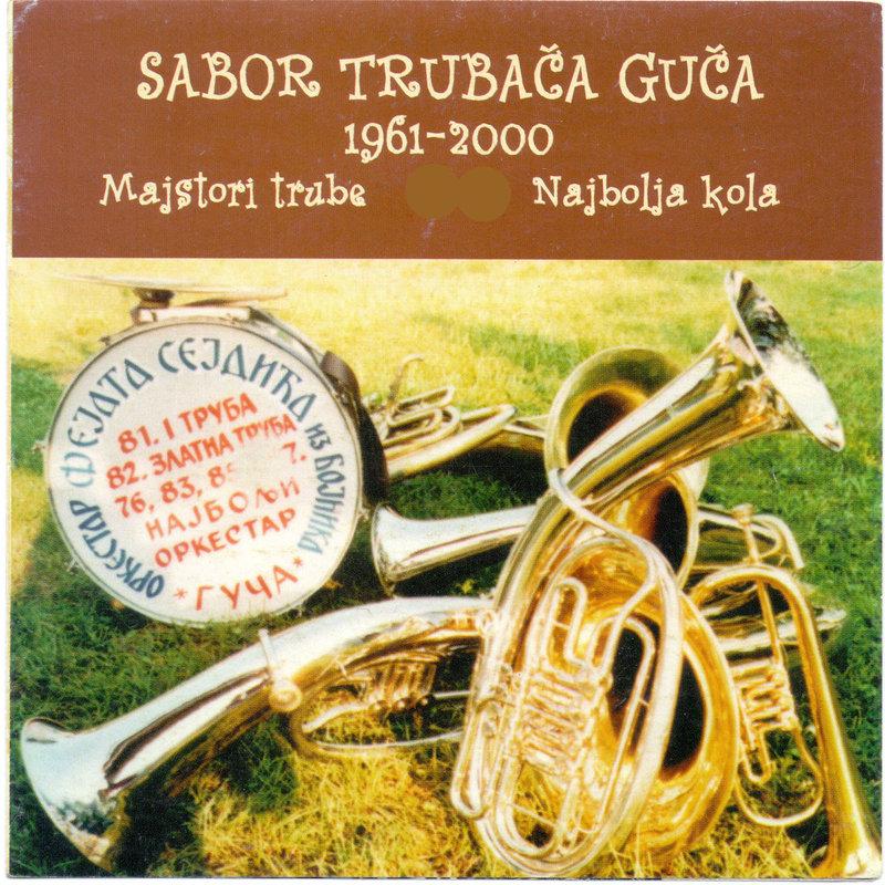 Dragacevski Sabori Trubaca Guca - Kolekcija 37474463ys