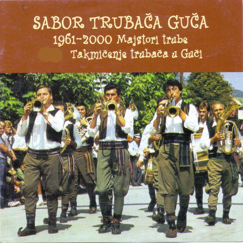 Dragacevski Sabori Trubaca Guca - Kolekcija 37474525tz