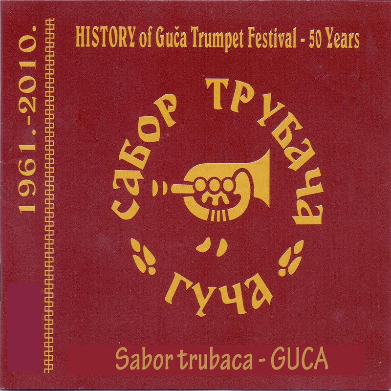 Dragacevski Sabori Trubaca Guca - Kolekcija 37474563xh