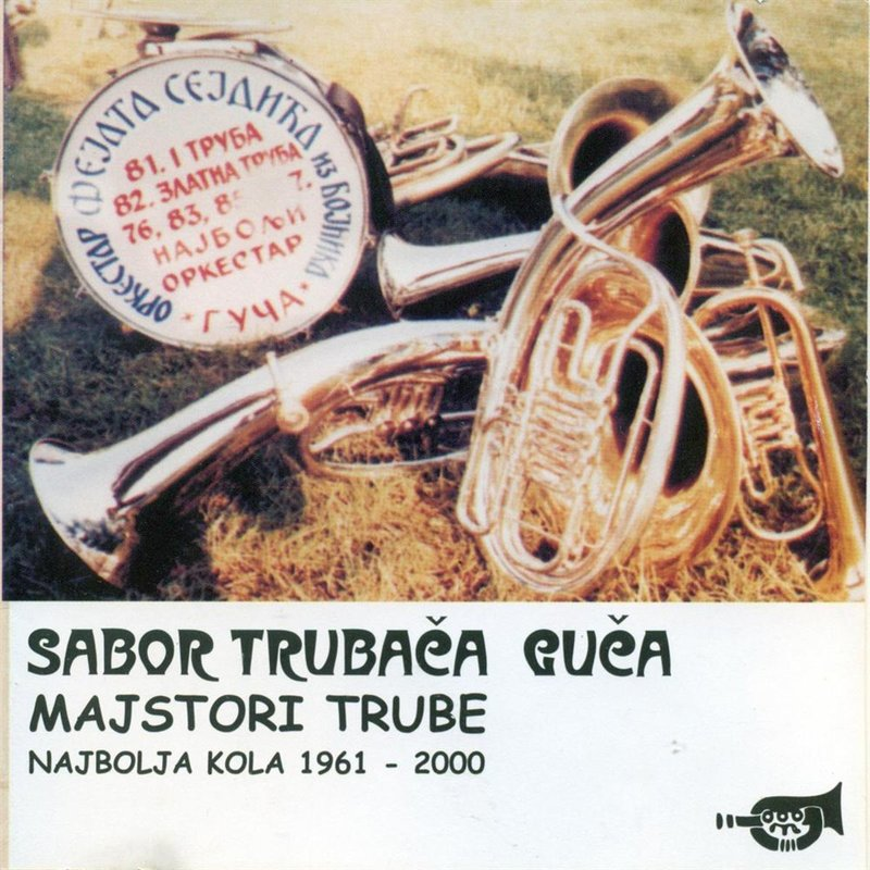 Dragacevski Sabori Trubaca Guca - Kolekcija 37474566go