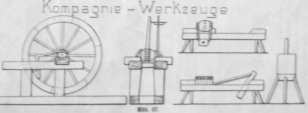 Karosseriebau mit tragendem Holz-Gerüst 37476751rt