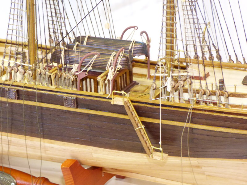 Cutty Sark von DelPrado nach Plänen von Artesania gebaut von rmo555 - Seite 3 37523113ph