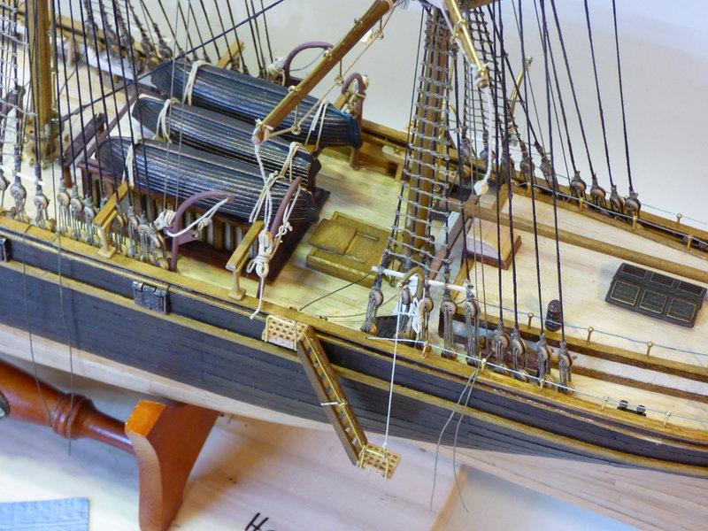 Cutty Sark von DelPrado nach Plänen von Artesania gebaut von rmo555 - Seite 3 37523114kk