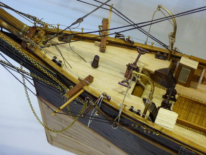Cutty Sark von DelPrado nach Plänen von Artesania gebaut von rmo555 - Seite 3 37523115gv
