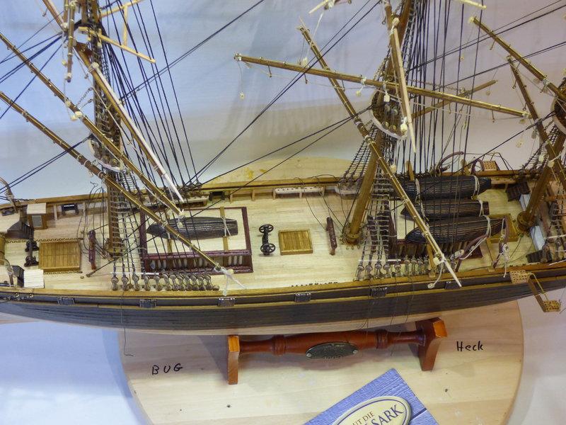 Cutty Sark von DelPrado nach Plänen von Artesania gebaut von rmo555 - Seite 3 37523116dt