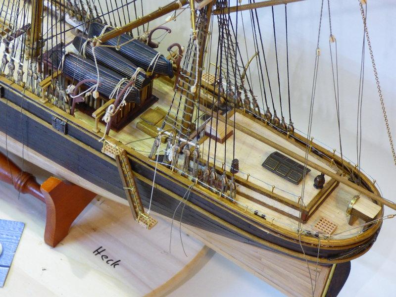 Cutty Sark von DelPrado nach Plänen von Artesania gebaut von rmo555 - Seite 3 37523118bb