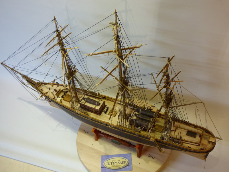 Cutty Sark von DelPrado nach Plänen von Artesania gebaut von rmo555 - Seite 3 37523119uj