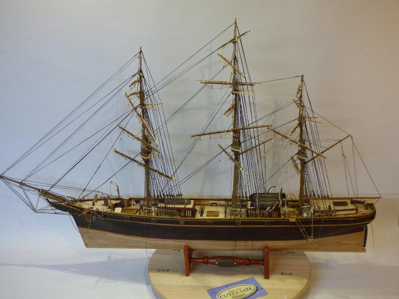Cutty Sark von DelPrado nach Plänen von Artesania gebaut von rmo555 - Seite 3 37523349hk