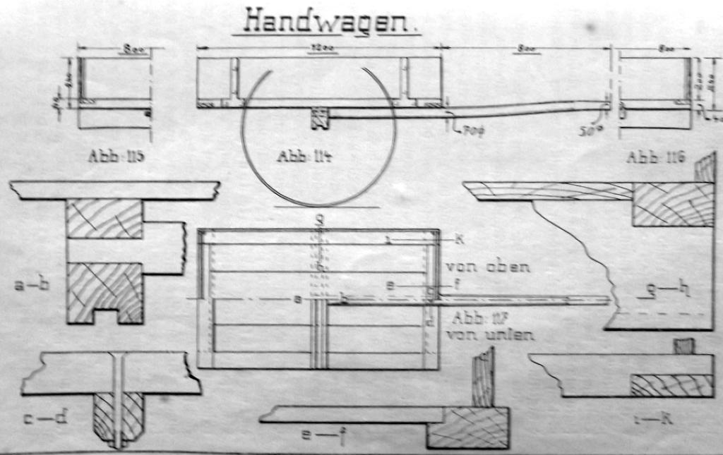 Karosseriebau mit tragendem Holz-Gerüst 37540848ti