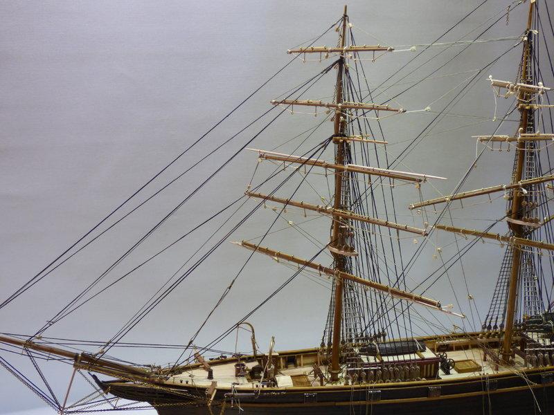 Cutty Sark von DelPrado nach Plänen von Artesania gebaut von rmo555 - Seite 3 37553336ca