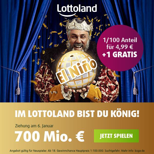 Lotto Rheinland-Pfalz Neujahrsmillion