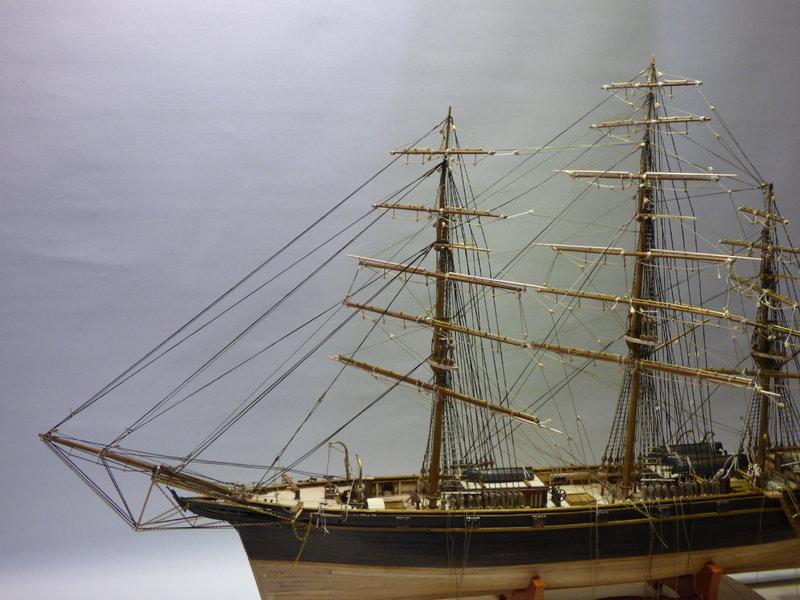 Cutty Sark von DelPrado nach Plänen von Artesania gebaut von rmo555 - Seite 3 37586451pn