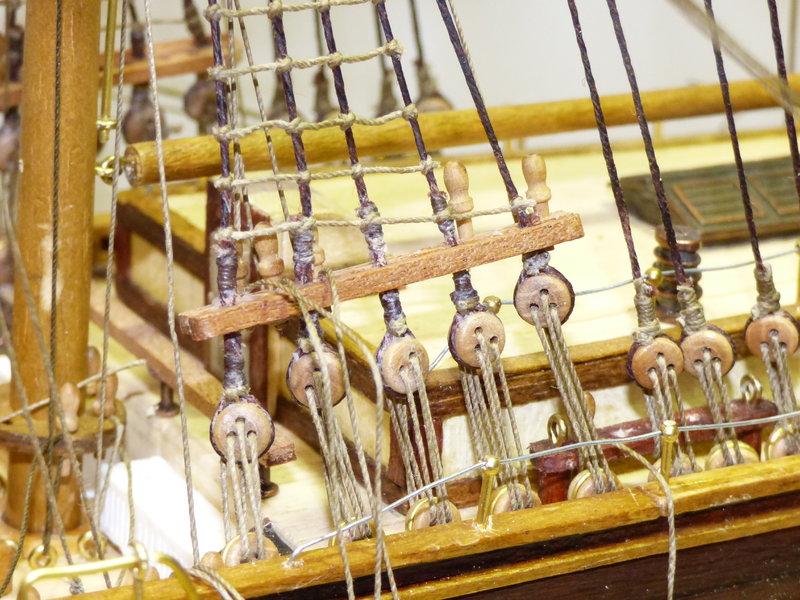 Cutty Sark von DelPrado nach Plänen von Artesania gebaut von rmo555 - Seite 3 37591864dp