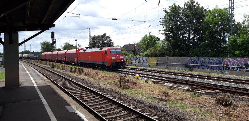 S Bahn 11 Richtung Köln