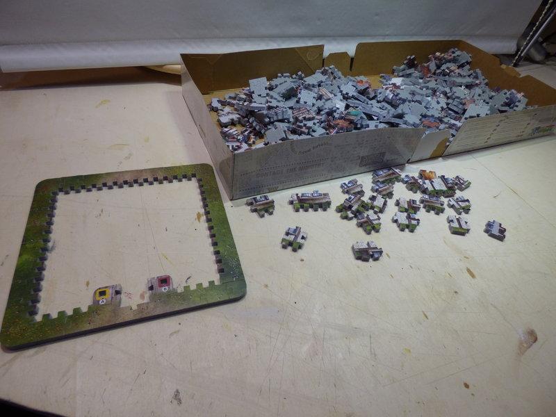 Fuchsbau 3D Puzzle 37624240yv