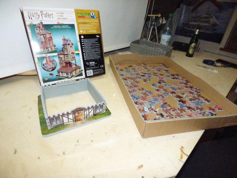 Fuchsbau 3D Puzzle 37625111kb