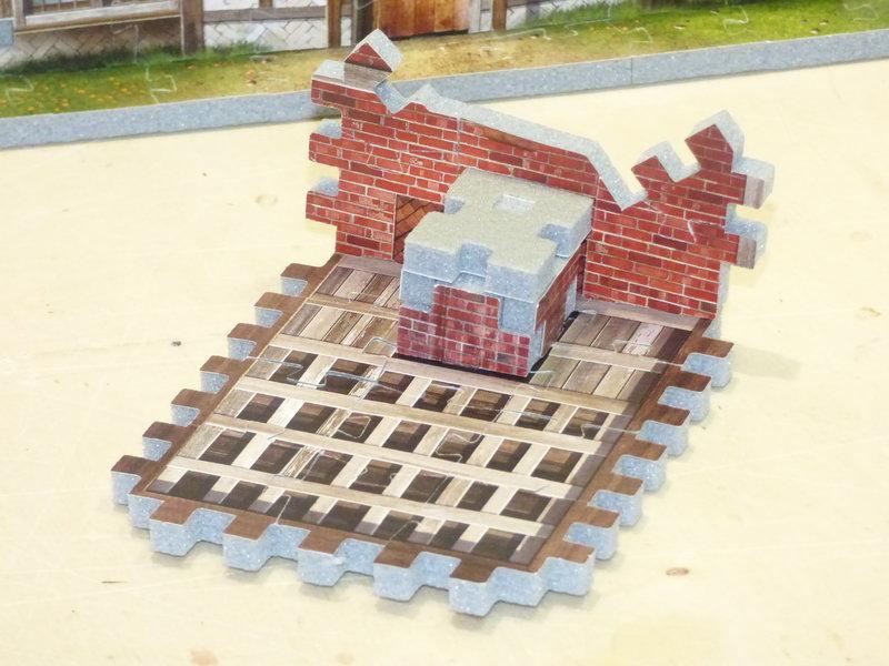 Fuchsbau 3D Puzzle 37630500oo