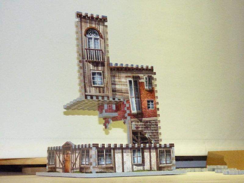 Fuchsbau 3D Puzzle 37630501il