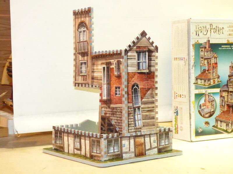 Fuchsbau 3D Puzzle 37636743pn