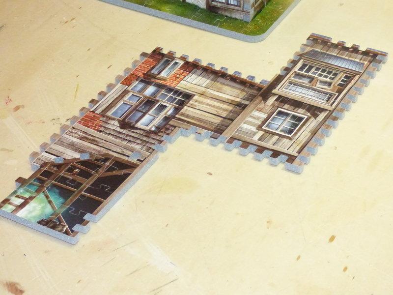 Fuchsbau 3D Puzzle 37636750qe