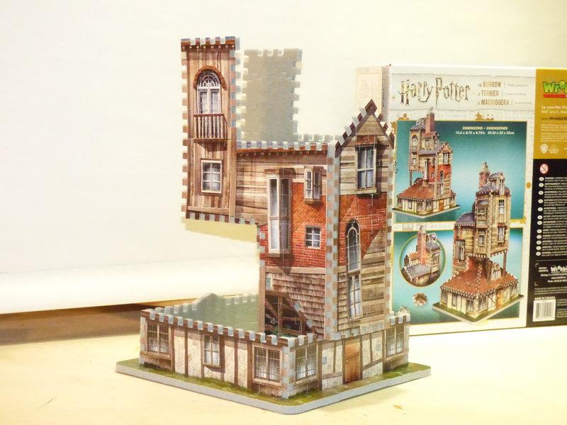 Fuchsbau 3D Puzzle 37636753zc