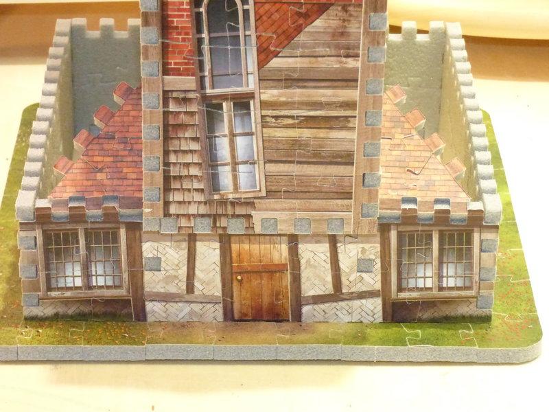Fuchsbau 3D Puzzle 37636757ai