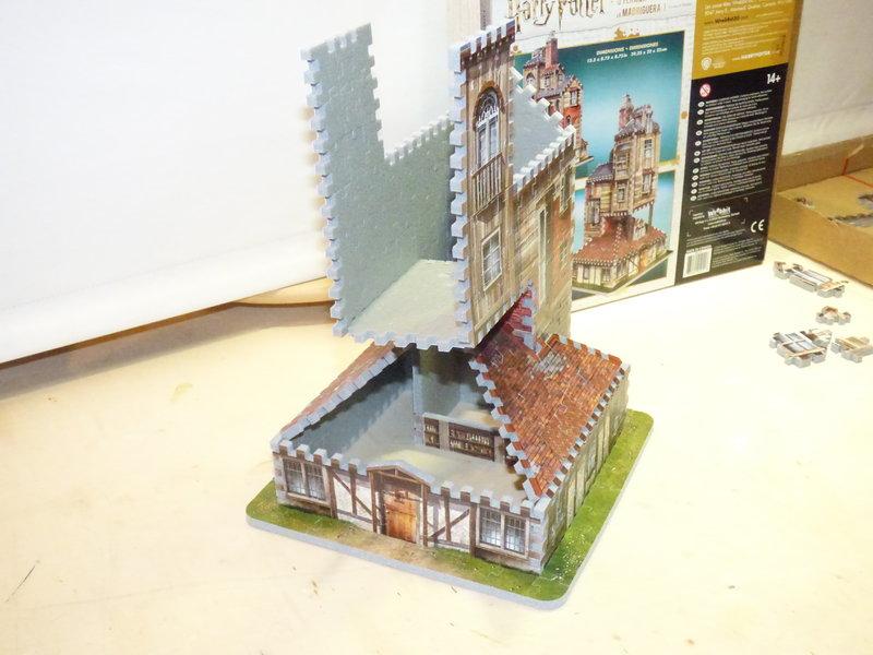 Fuchsbau 3D Puzzle 37648585ed