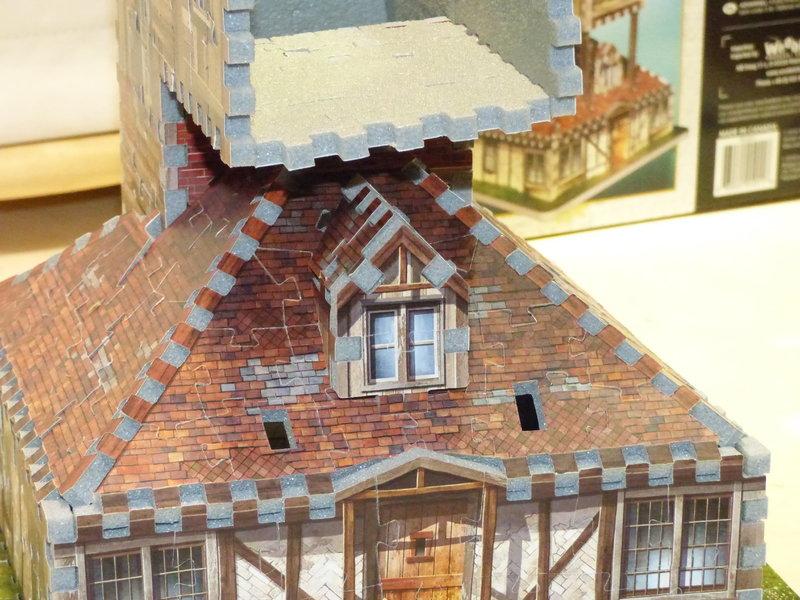 Fuchsbau 3D Puzzle 37648587vi