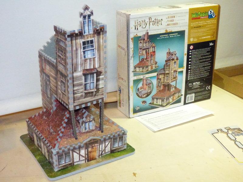 Fuchsbau 3D Puzzle 37648589dn