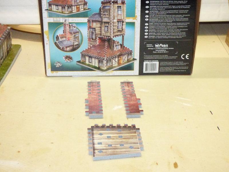 Fuchsbau 3D Puzzle 37648590rd