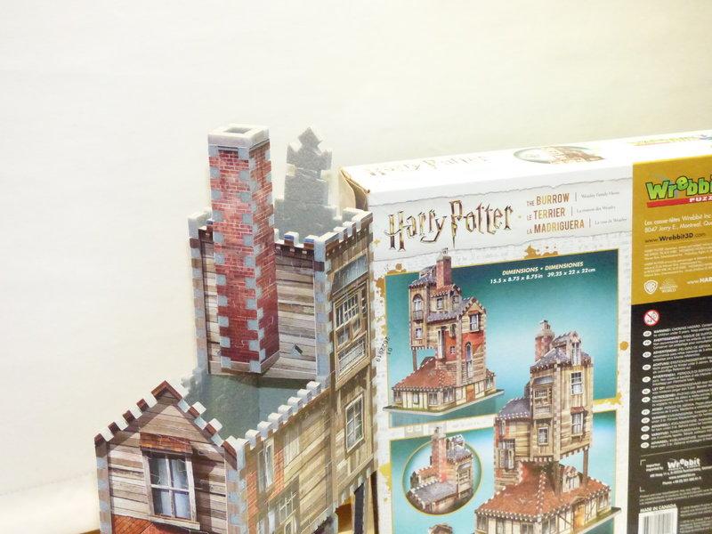 Fuchsbau 3D Puzzle 37648646yt