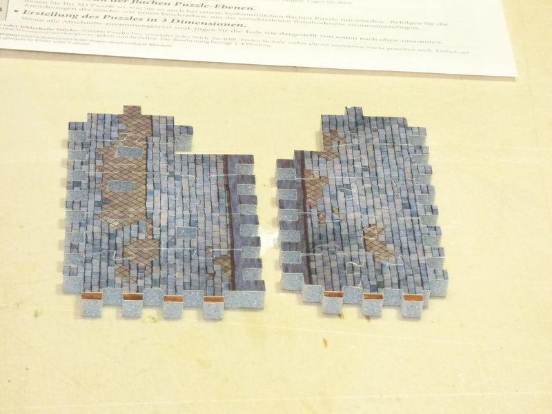 Fuchsbau 3D Puzzle 37649152rb