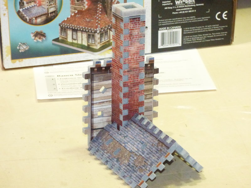 Fuchsbau 3D Puzzle 37649154bh