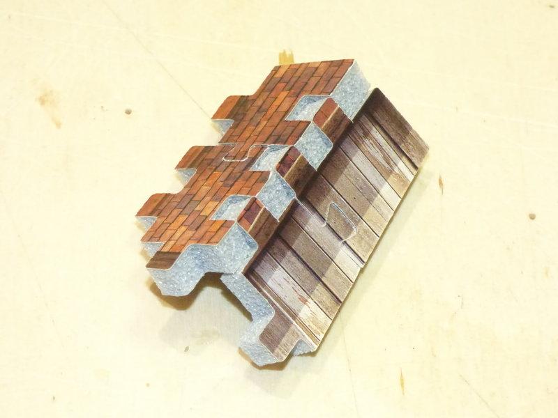 Fuchsbau 3D Puzzle 37649161ew