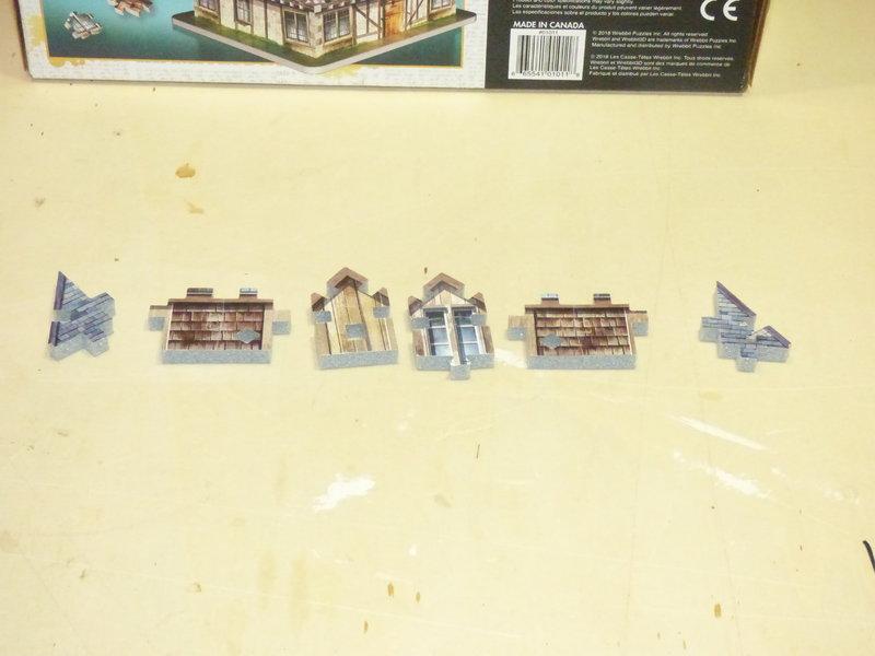 Fuchsbau 3D Puzzle 37649162le