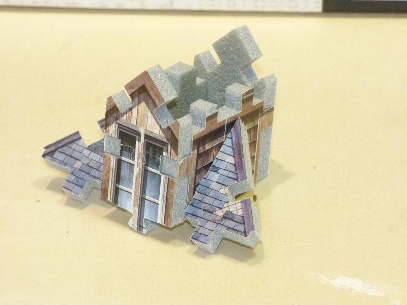 Fuchsbau 3D Puzzle 37649163za